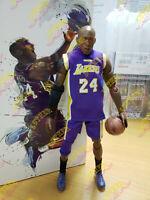 #24 NBA LA Lakers Kobe Bryant 1:9 Scale 9 inch Action Figure NEW IN Box