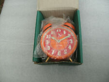 Vintage New Old Stock Junghans Mechanical Alarm Clock