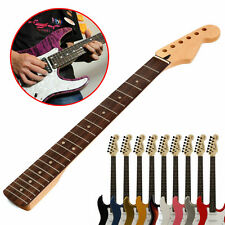Electric Guitar Maple Neck 22 Frets For ST Strat Replacement Instrument