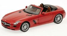 Minichamps Mercedes Benz SLS AMG Roadster 1/18 100039030