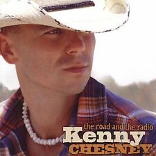 The Road & the Radio 2005 by Kenny Chesney *NO CASE DISC ONLY*