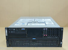 HP ProLiant DL580 G5 4x QUAD-CORE XEON X7350 2.93Ghz 36 GB Ram 2x 146 GB Server