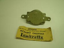 "d'ORIGINE LAMBRETTA modèle "" d "" AVANT BADGE Support N. O. S."