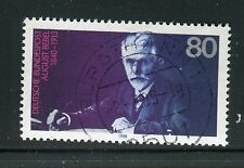 GERMANY 1988 AUGUST BEBEL/POLITICIAN/FOUNDER SOCIAL DEMOCRATIC PARTY usata/used