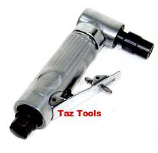 """1/4"""" Air Angle Die Grinder Right Angle Die Pneumatic Polisher Cleanning Cutting"""