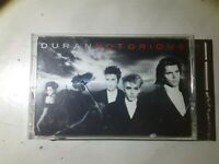 Duran Duran Notorious Audio Cassette Tape 1986 Tritec Capitol XDR