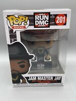 Funko Pop! Rocks: Run-DMC - Jam Master Jay Vinyl Figure #201