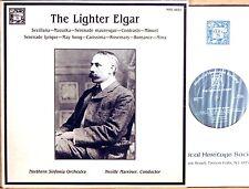 """MHS-4459 """"The Lighter Elgar"""" MARRINER Sevillana/Mazurka/Serenade Mauresque NM"""