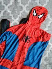 Men's Spider Man Costume Size Large