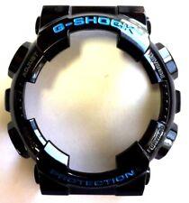 Casio Genuine Factory Bezel Shell 10407691 For Ga110Hc-1 Glossy Black
