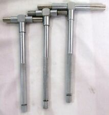 Unbranded Telescoping Gage Set, Set Of 3, Tool D/D/E