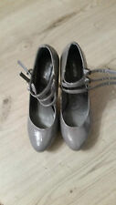 Mary Jane Style shoes - UK size 4/EU Size  37 by Barratts