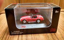 Malibu International 1:87 Shelby AC Cobra 1965, MIB!  Red!