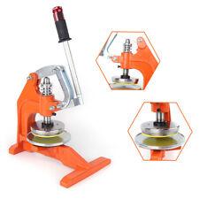 Manual Press Plastic Fabric Textile Circle Round Sample Gsm Cutter 100cm² Sale!