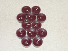 Partylite Mulberry Tealights - Nib