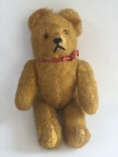 ANTIQUE EARLY GERMAN STEIFF MOHAIR MINIATURE TEDDY BEAR ~ 5 1/4""