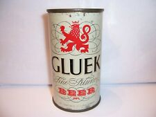 New Listing1960 Gluek Fine Pilsener Flat Top Beer Can Brewed in Minneapolis, Minn