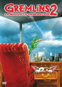 GREMLINS 2 LA NUOVA STIRPE - DVD 1990 NUOVO Christopher Lee SIGILLATO