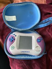Leap Frog Leapster 2 Learning Game System With Case