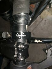 Sleek Stealth Rapha Bicycle Bike Bell like Knog Oi Classic Road Large 31.8 -22.1