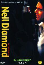 Neil Diamond : The Jazz singer / DVD, NEW