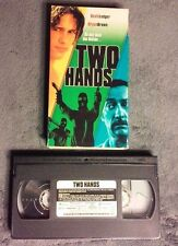 Two Hands (1999) - VHS Video Tape - Heath Ledger - Bryan Brown