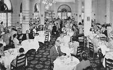 Ocean City New Jersey Flanders Hotel Interior Vintage Postcard K39859