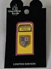 Disney WDW Trash Can Crest Magic Kingdom Limited Edition 3000 Disney Pin 12948