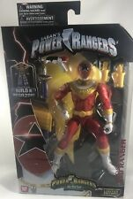 Power Rangers Legacy Zeo Ranger Red