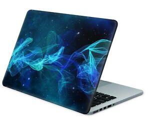 Universal Laptop Skin Notebook Netbook MacBook Aufkleber Sticker Star Spiral