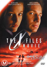 The X-Files Movie (Special Edition) * NEW DVD * David Duchovny Gillian Anderson