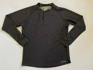 Realtree Shirt Men's Medium Hunting Long Sleeve Waffle Knit Thermal