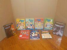 Family Guy Dvd Sets Lot Vol. 1 2 3 4 6 10 Star Wars Trilogy, Blue Harvest Sealed