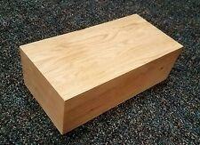 "Butternut Wood Carving Block 4"" x 6"" x 12"""