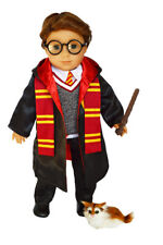 Harry Potter Boy Outfit Fits 18 Inch American Girl Doll Clothes