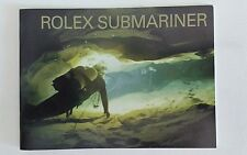 ROLEX SUBMARINER Booklet 594.54 Brochure SPANISH 9.2004 16613 16618 16610 14060