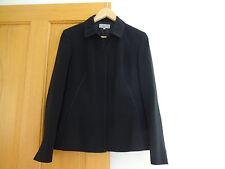 Ladies, Black, Marks & Spencer jacket, size 12