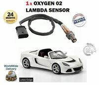 FOR LOTUS EXIGE 3.5 V6 VVTI S 350BHP 24v 2012 >NEW 1 X 02 OXYGEN LAMBDA SENSOR