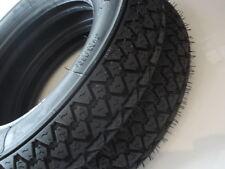 TWO Michelin S83 Classic Tyres 3.50 * 10 Lambretta Vespa Li TV SX GP PX PE T5