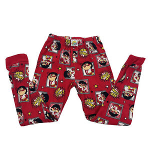 Ryans World Kids Pajama Pants Size 6 Snug Fit Red Cartoon Youtube
