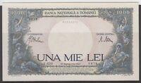Romania, Banca Nationala 1941-45 1000 Lei pick # 52a Banknote Unc