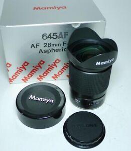 Mamiya Sekor D 645 Aspherical AF 4.5 28mm Objektiv   ff-shop24