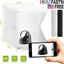 Portable Photo Studio Photography Light Box Light Room Tent Backdrop Mini Cube