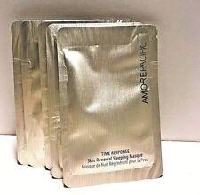 Amore Pacific Time Response Skin Renewal Sleeping Mask /15 Samples = 27 ml