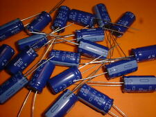 20x Elko 680µF/25V 105°C Nippon-Chemicon 10x20mm RM 5mm