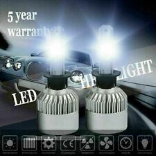 H1 2000W 300000LM COB LED Headlight Kit Conversion Bulbs Xenon 6000K High Power