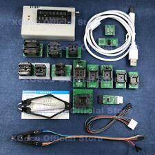 Xgecu Tl866ii Plus Programmer For Spi Flash Eeprom Mcu16 Parts With Black Zif