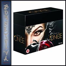 ONCE UPON A TIME - COMPLETE SEASONS 1 2 3 4 5 & 6 BRAND NEW BLU-RAY REGION FREE