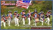 collecteur Showcase américain Révolution Continental américain SET MIB