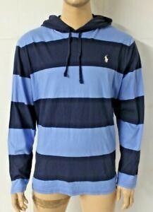 Polo Ralph Lauren Mens Hooded Sweat Shirt Top Long sleeve XL JC13 BIG AND TALL